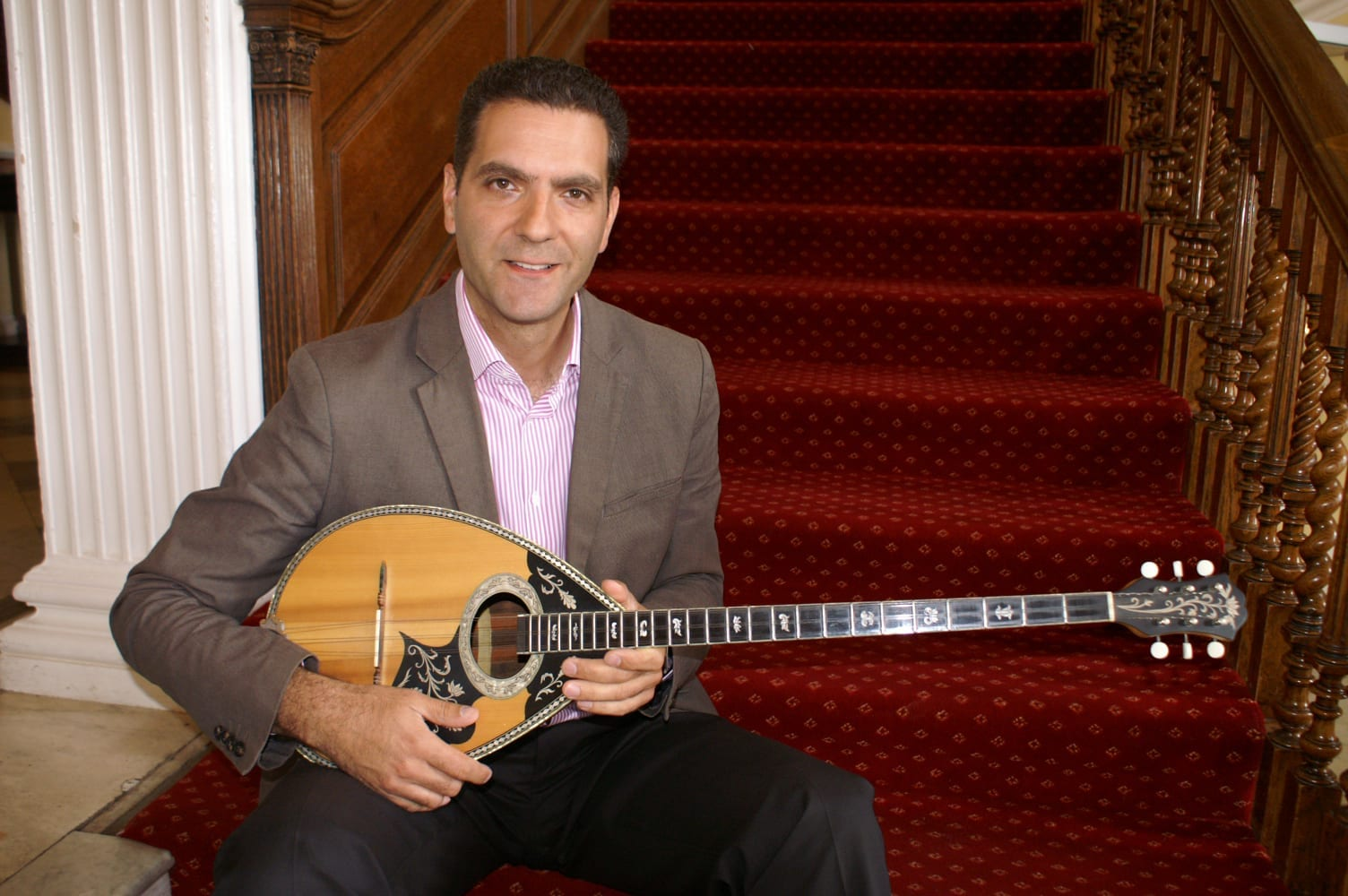 Popular music of Greece journeys to Concord - Concord College