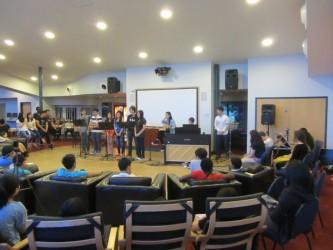 BTEC charity concert