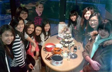 HF cupcake girls