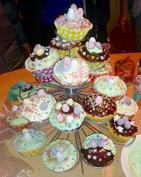 HF cupcakes