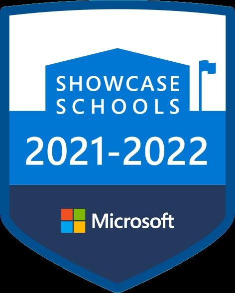 Microsoft Showcase Schools 2021 - 2022