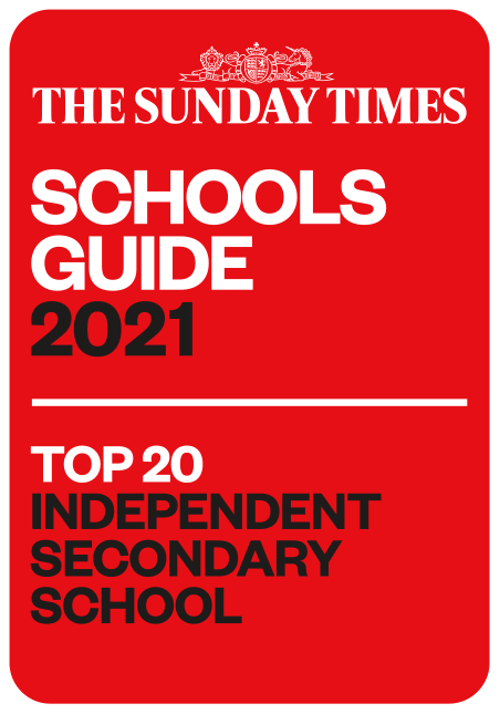 Top 20 Independent Schools Sunday Times